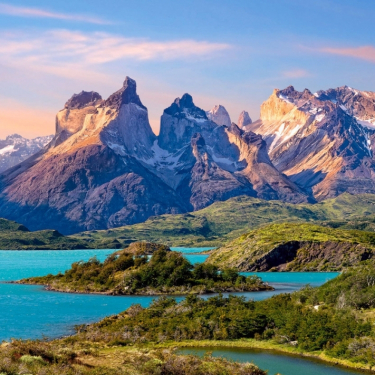 Torres del Paine Full Day 4x4